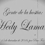 V&S (bis): Hedy Lamarr